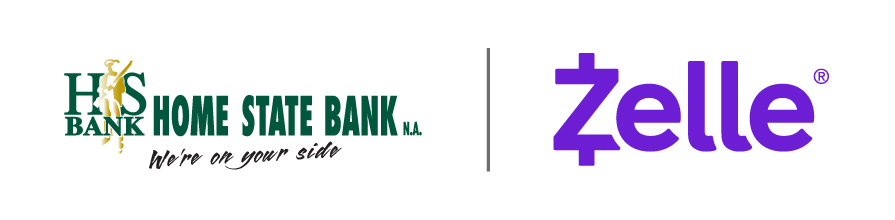 Bank Lockup required by Zelle for post launch.  Has Home State Bank and Zelle.